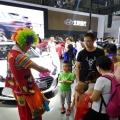 国庆节看深圳车展2019
