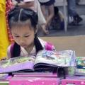深圳书展上的儿童读书百态2019