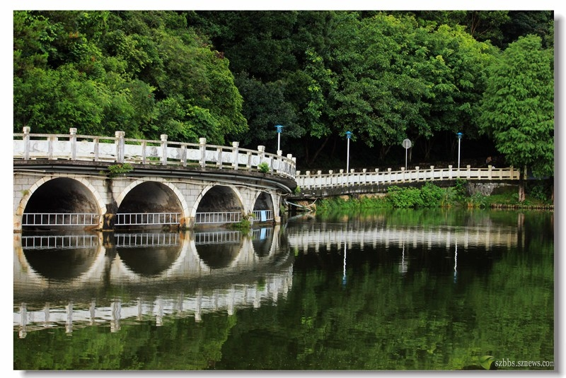 深圳 玉带桥/玉带桥...