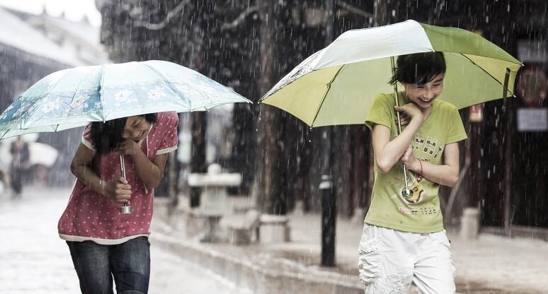 摄友们看过来!深坛有奖摄影月赛主题——雨季情怀