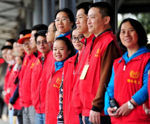 深圳网络义工队招募,期待您的加入!