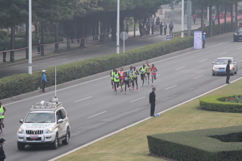 2013年马拉松