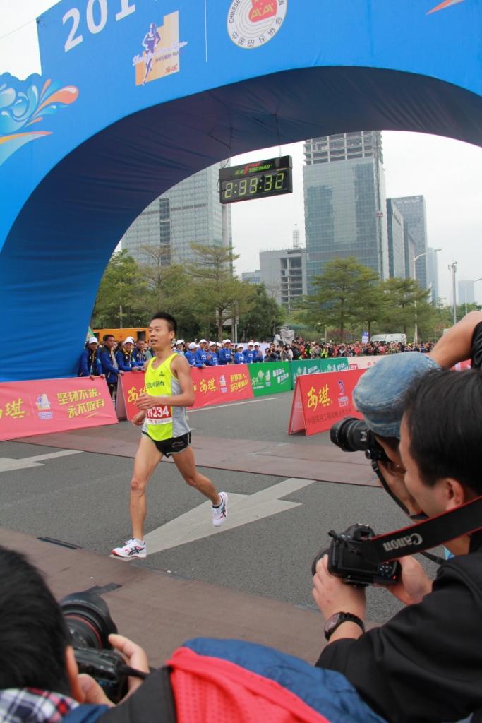 2014年马拉松