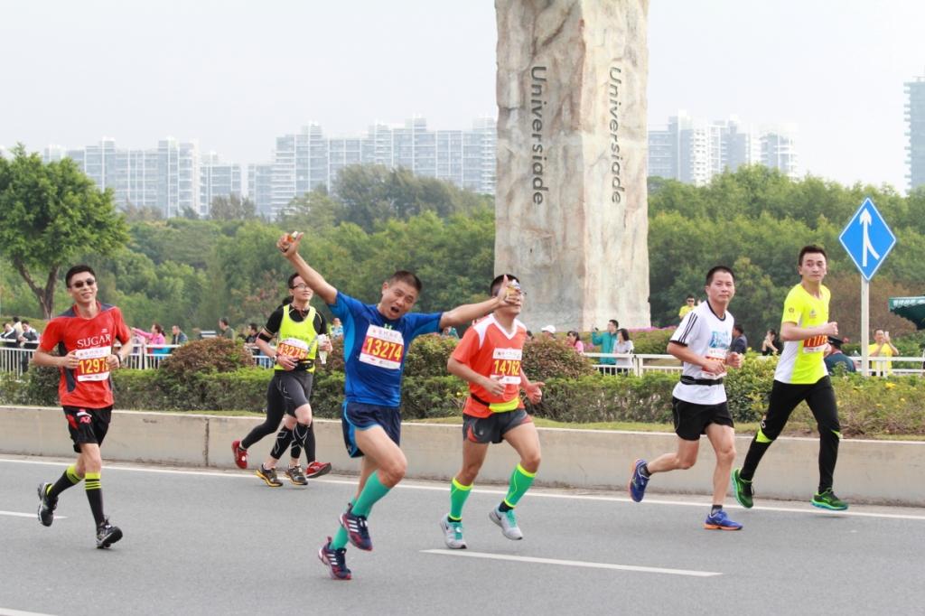 2015年马拉松