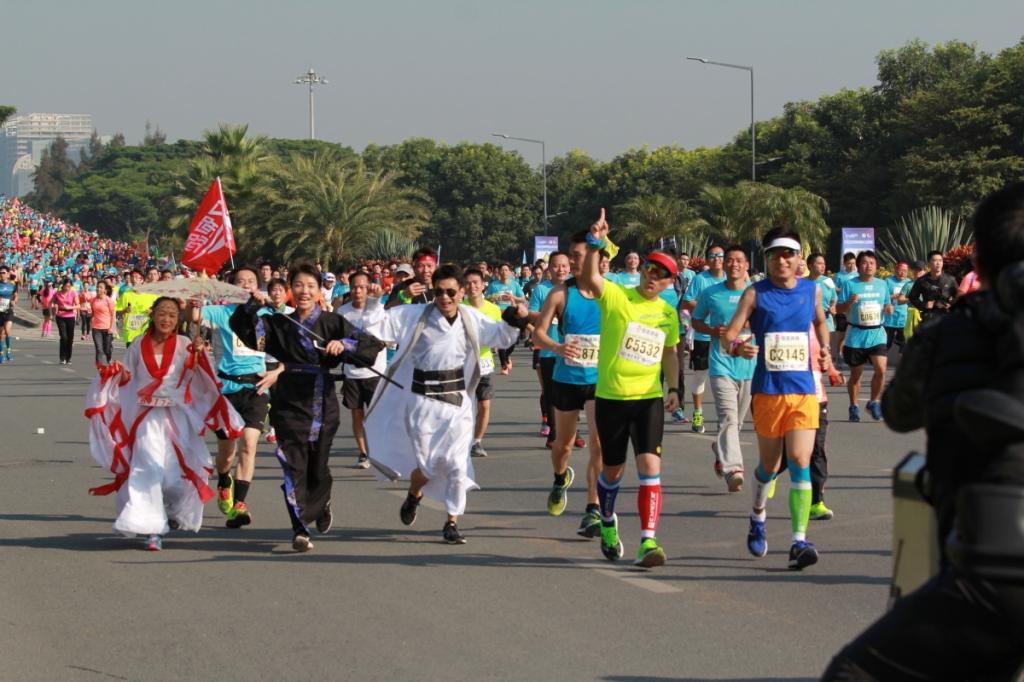2016年马拉松