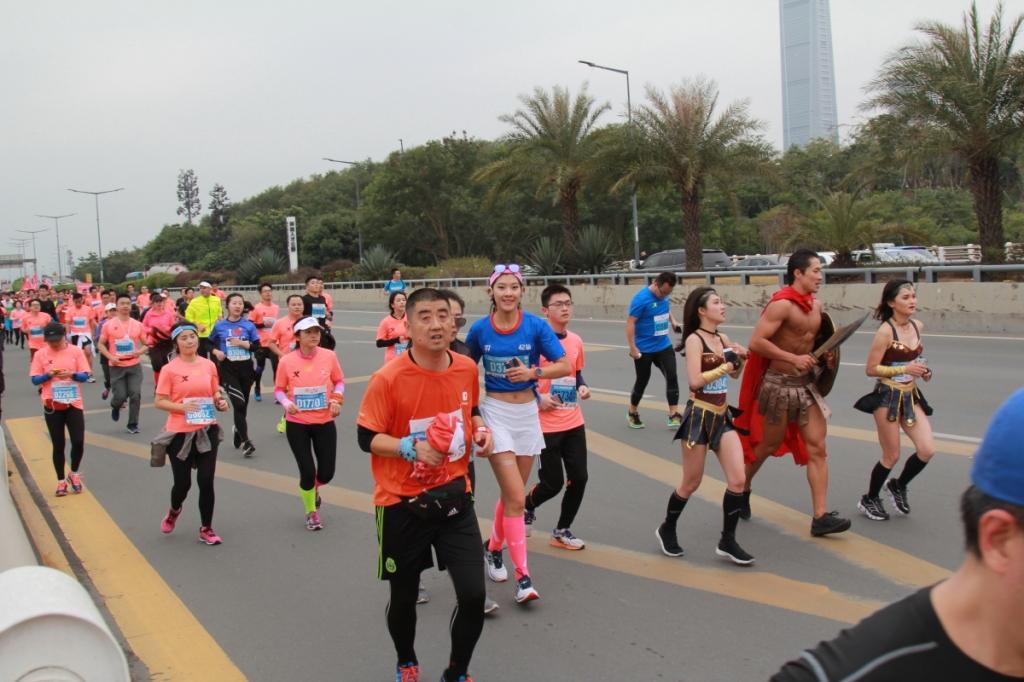 2017年马拉松