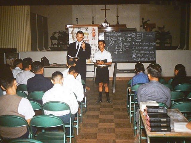 50年代上課情況