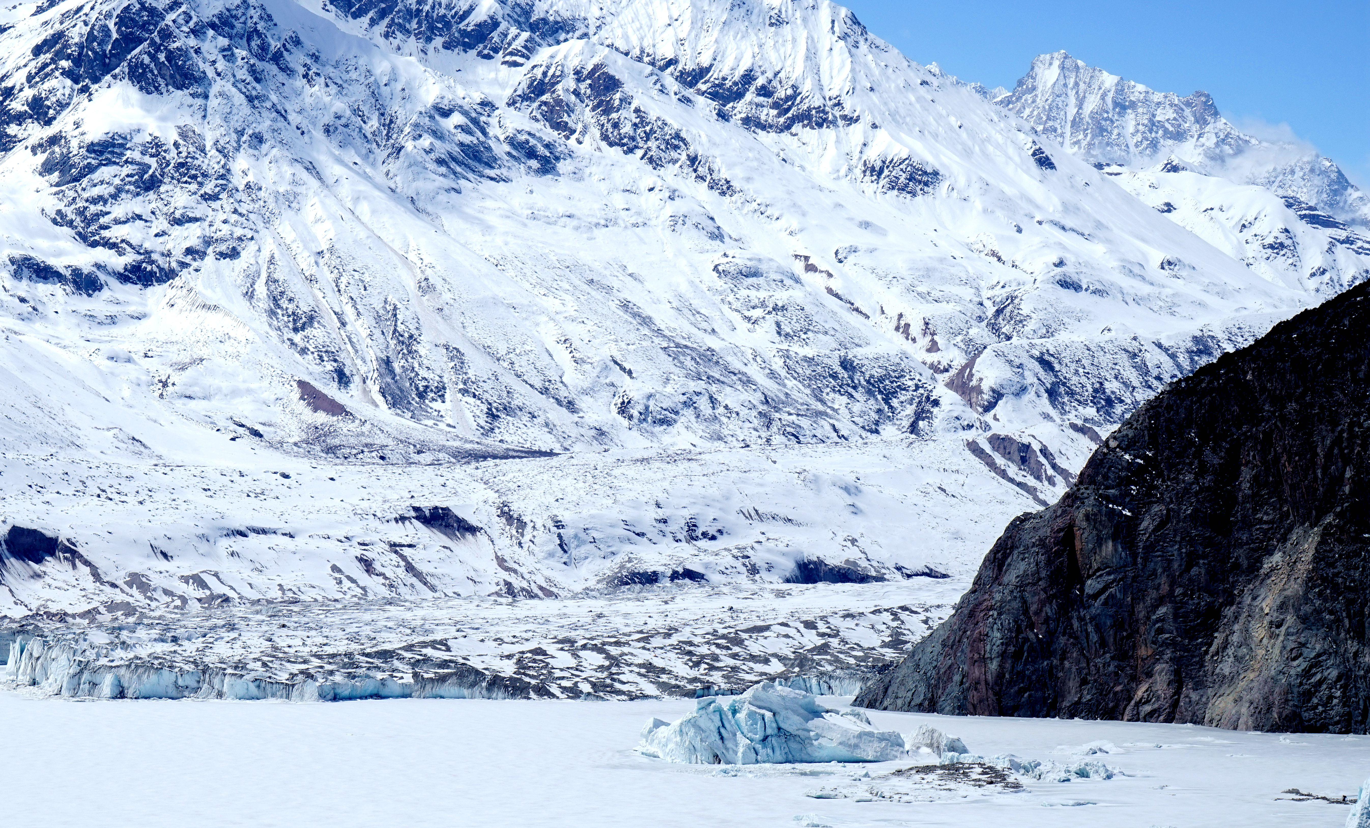 川藏线—来古冰川