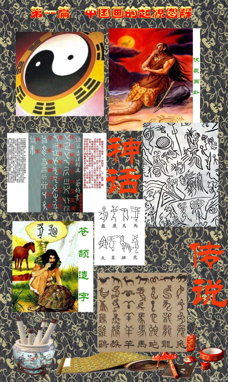 1 第一篇  中国画的起源图解   1神话传说.jpg