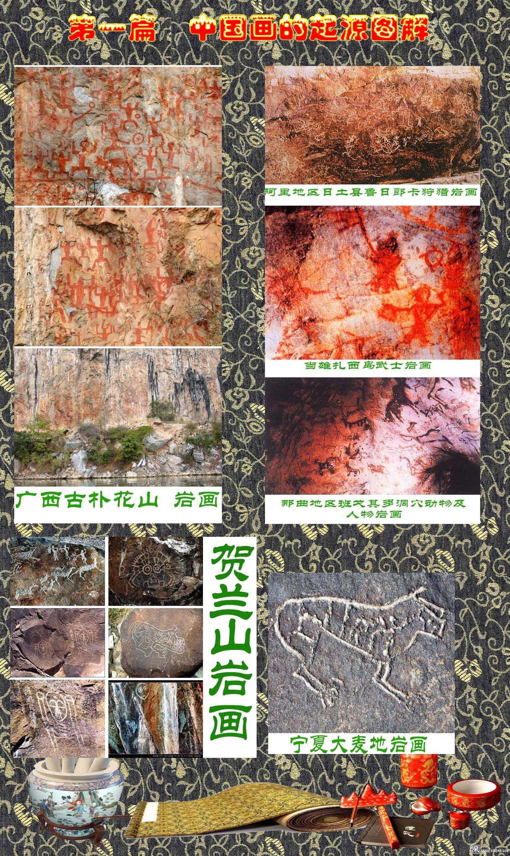 3 第一篇  中国画的起源图解  西藏、广西岩画  3.jpg