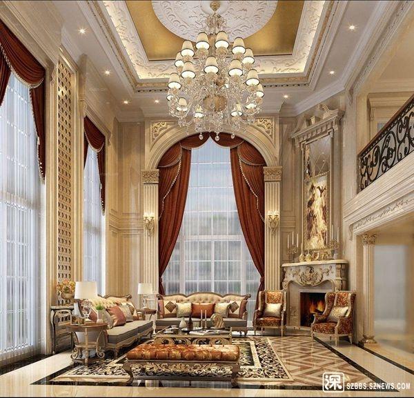 300平方欧式别墅装修费用明细4.jpg