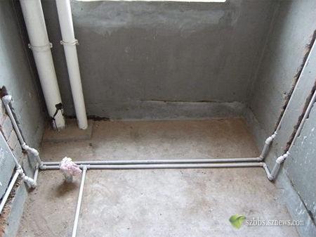 土木匠教您如何巧妙控制水电改造费用 家居装修 深圳论坛