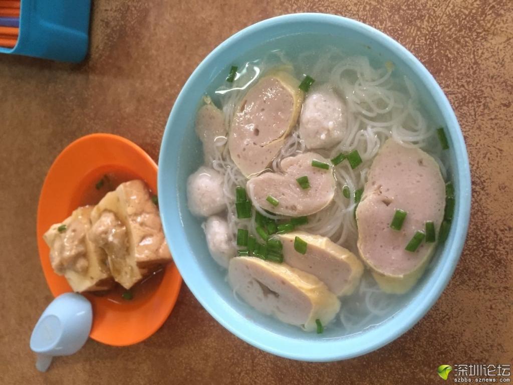 龙川酿豆腐 卷春肉圆米粉