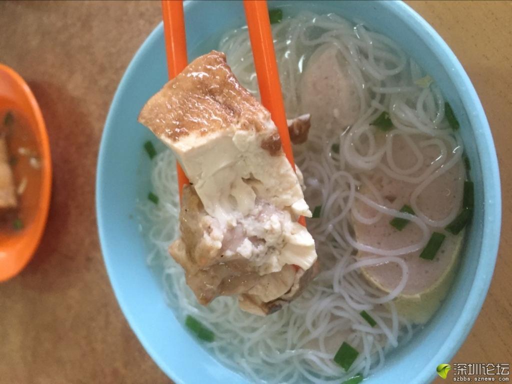 龙川酿豆腐