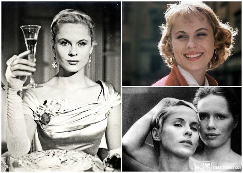 瑞典老牌女星Bibi Andersson離世。