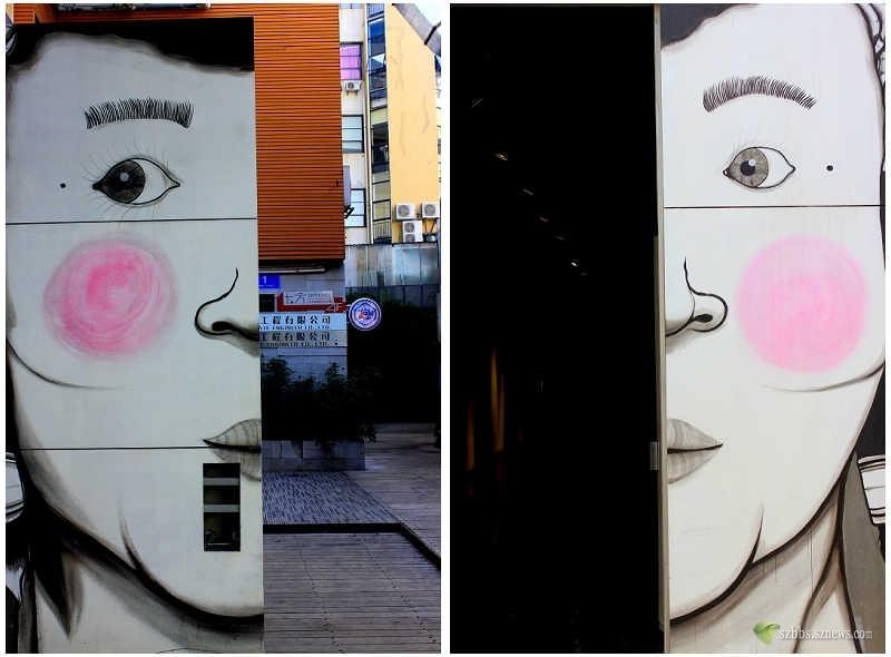 摄影月赛:深圳的创意符号