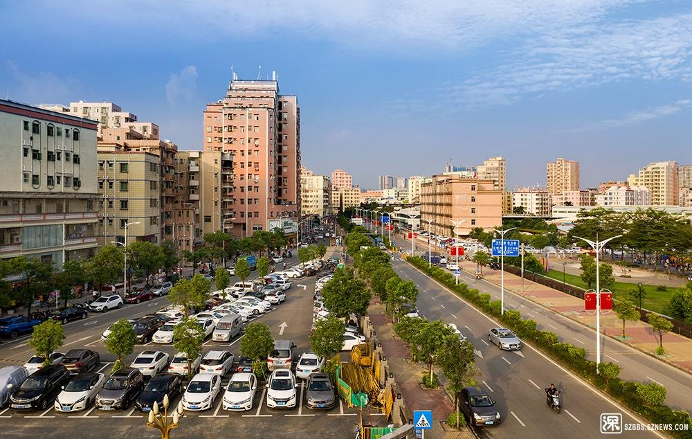 深圳市光明区玉律社区