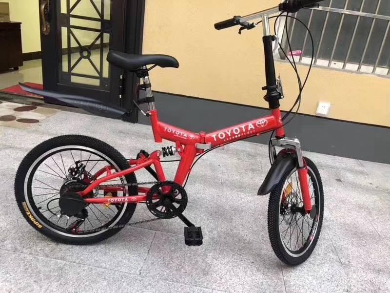 丰田自行车