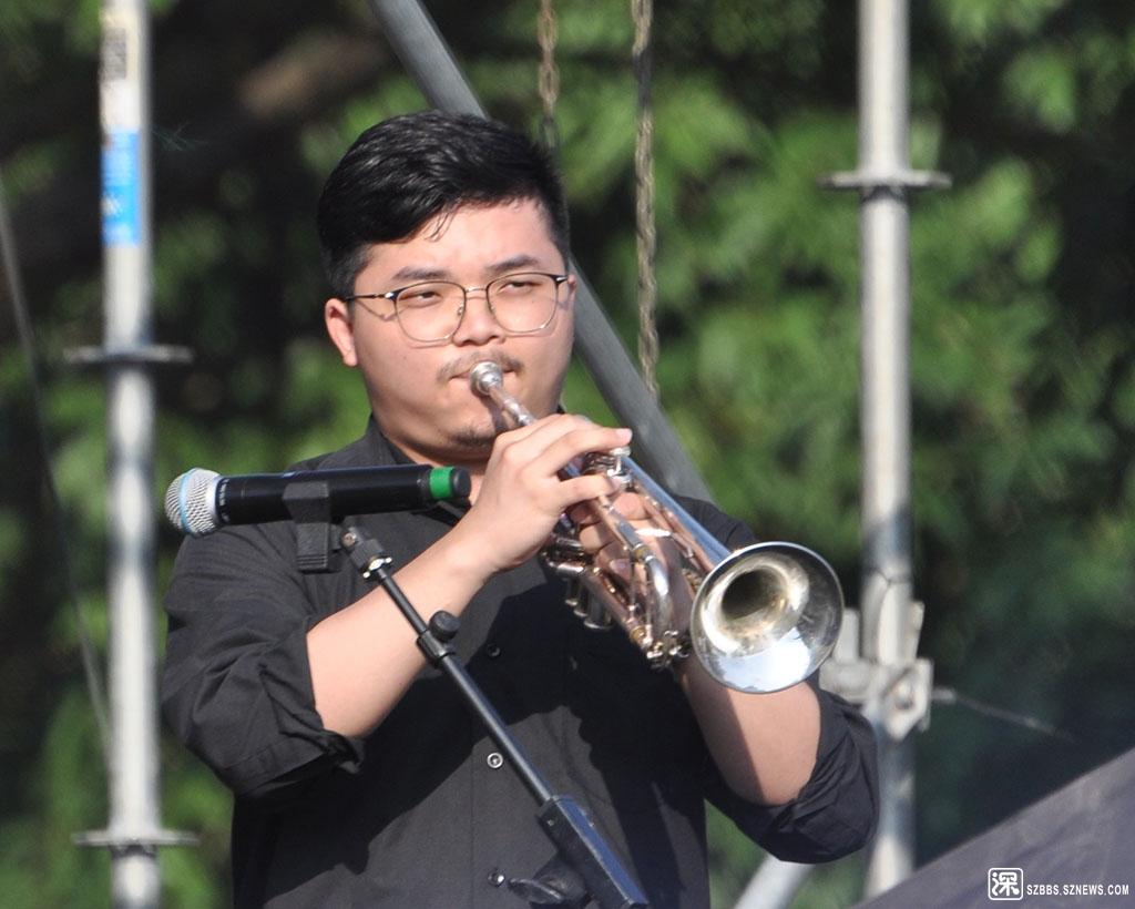 DSC_2917小号(英文名:Trumpet)又名小喇叭,是铜管乐器中的一种。.JPG.jpg
