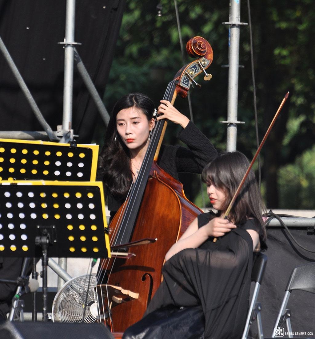 DSC_2933大提琴,为西洋乐器,是管弦乐队中必不可少的次中音或低音弦乐器,属提琴族乐.jpg