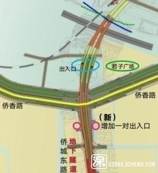 建议侨香路口南侧增加一对出入口-01.jpg