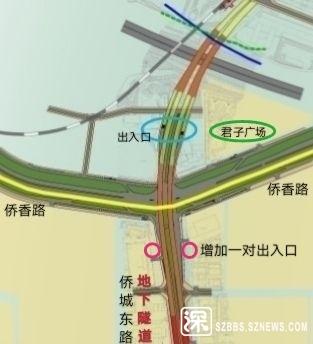 建议侨香路口南侧增加一对出入口.jpg