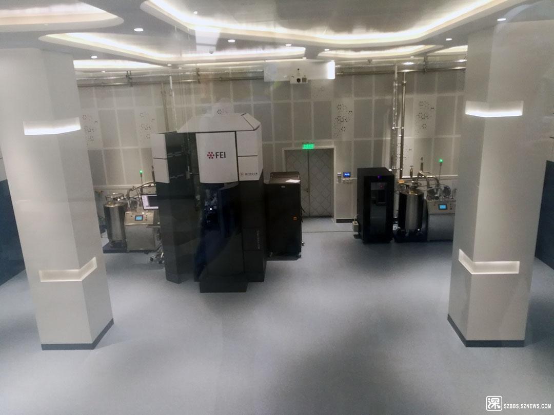 4IMG_20210418_112743南科大冷冻电镜中心2018年成为中国规模最大的冷冻电镜设施中心。.jpg