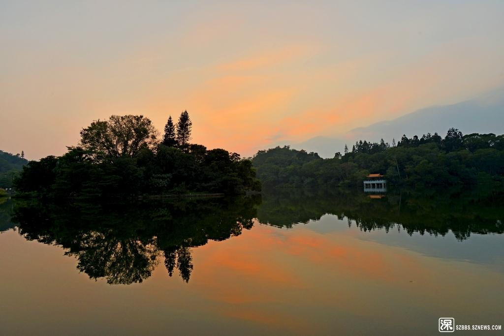 仙湖暮色.jpg